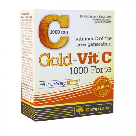 Olimp Gold-Vit C 1000 Forte, 60 капсул