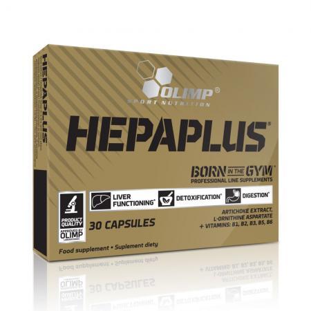 Olimp Hepa Plus, 30 капсул - Sport Edition