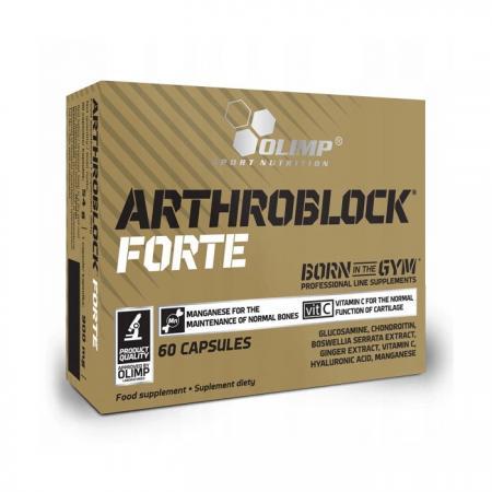 Olimp Arthroblock Forte, 60 капсул - Sport Edition