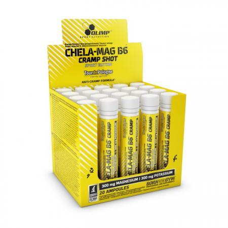 Olimp Chela-Mag B6 Cramp Shot 20 ампул/упаковка
