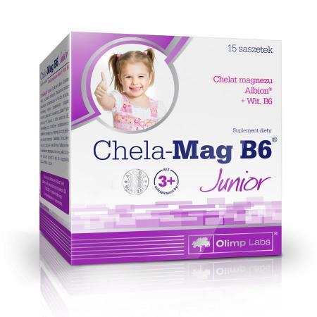 Olimp Chela-Mag B6 Junior, 15 пакетиков