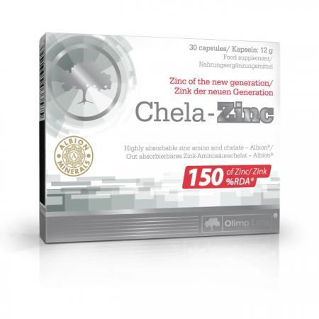 Olimp Chela-Zinc, 30 капсул
