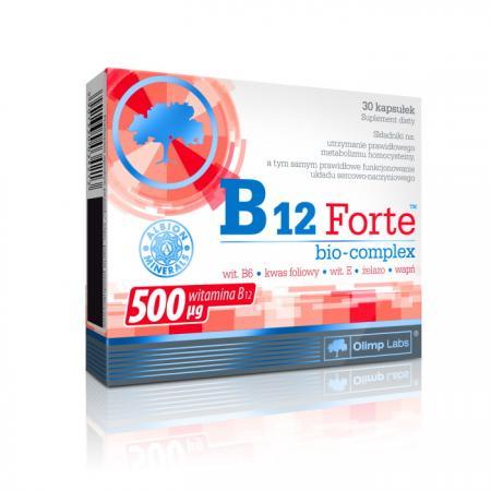 Olimp B12 Forte, 30 капсул