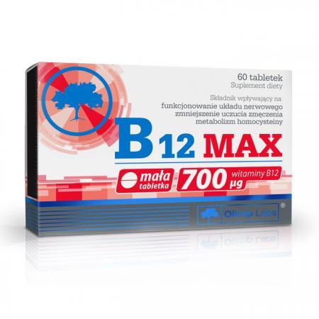 Olimp B12 Max, 60 таблеток