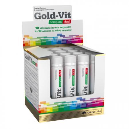 Olimp Gold-Vit Complex Shot, 20*25 миллилитров