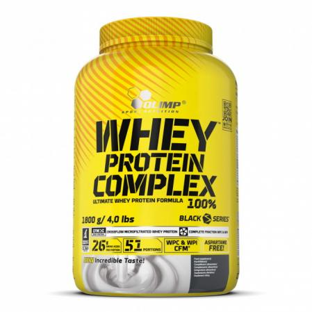 Olimp Whey Protein Complex 100%, 1.8 кг