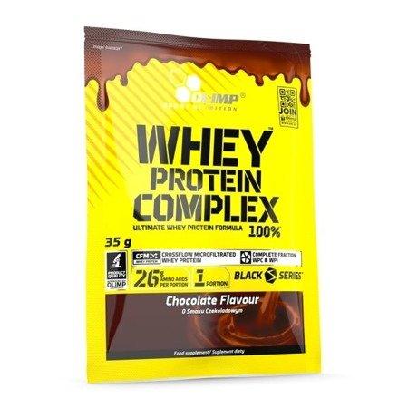 Olimp Whey Protein Complex 100%, 17.5 грамм