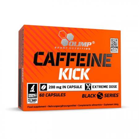 Olimp Caffeine Kick, 60 капсул