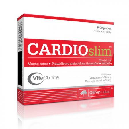 Olimp CardioSlim, 30 капсул