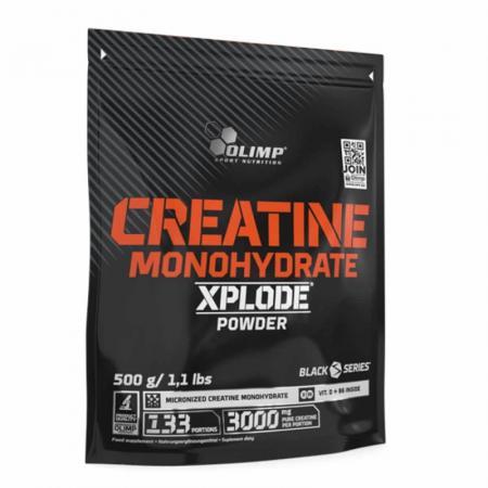 Olimp Creatine Monohydrate Xplode, 500 грамм