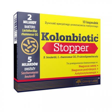 Olimp Kolonbiotic Stopper, 10 капсул