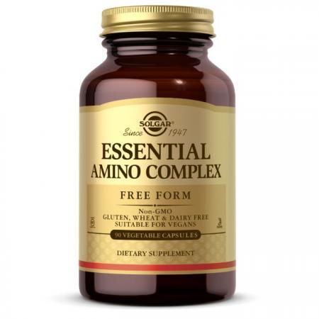 Solgar Essential Amino Complex, 90 вегакапсул