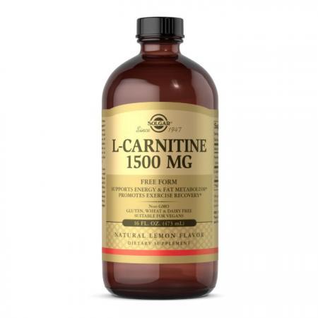 Solgar L-Carnitine 1500 mg, 473 мл