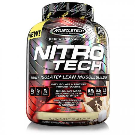 Muscletech Nitro Tech, 1.8 кг