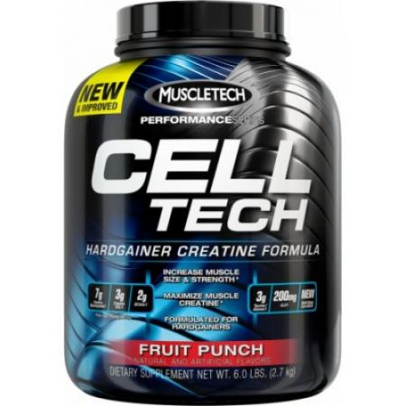 Muscletech Cell Tech, 2.72 кг
