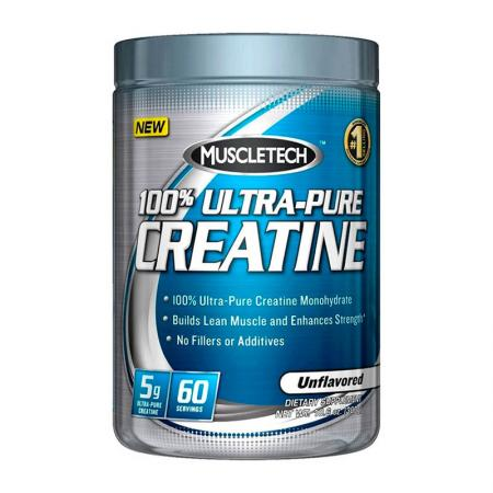 Muscletech 100% Ultra-Pure Creatine Powder, 300 грамм