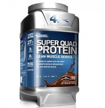 Inner Armour Super Quad Protein, 1.8 кг