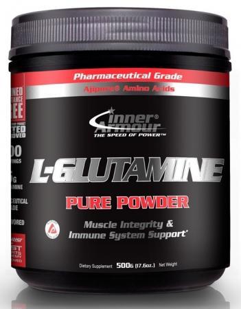 Inner Armour L-Glutamine, 500 грамм