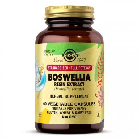 Solgar SFP Boswellia Resin Extract, 60 вегакапсул