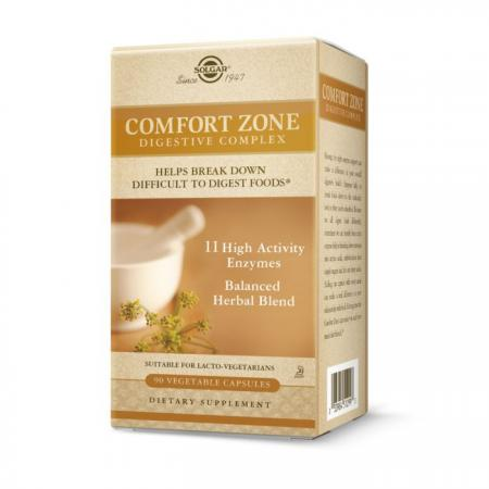 Solgar Comfort Zone Digestive Complex, 90 box
