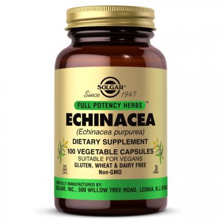 Solgar Echinacea, 100 вегакапсул