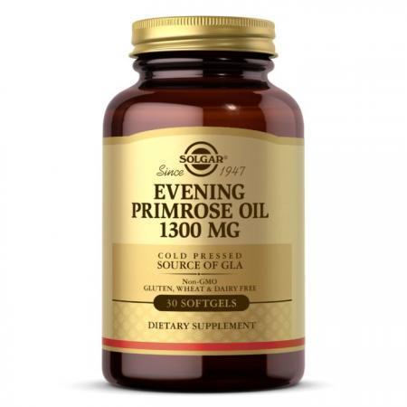 Solgar Evening Primrose Oil 1300 mg, 30 капсул