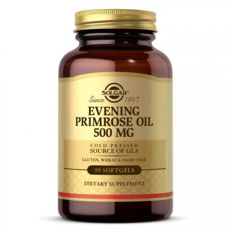 Solgar Evening Primrose Oil 500 mg, 90 капсул