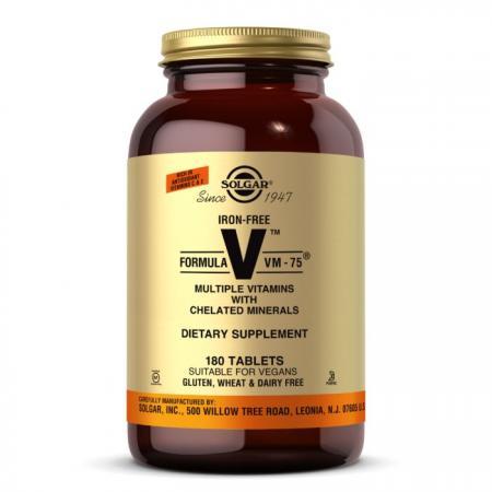 Solgar Formula V VM-75, 90 таблеток