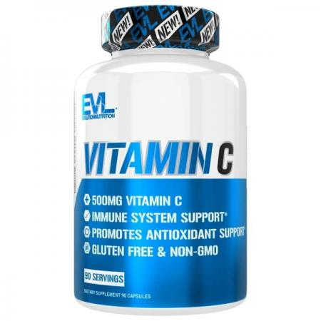 EVL Vitamin C, 90 капсул