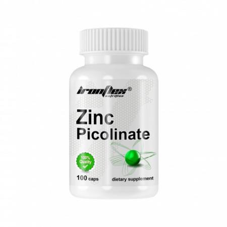 IronFlex Zinc Picolinate 25 mg, 100 капсул