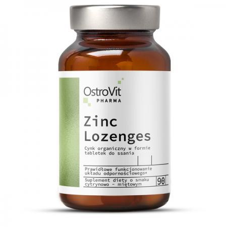 OstroVit Pharma Zinc Lozenges, 90 таблеток