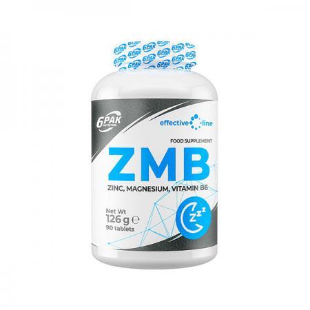 6PAK Nutrition ZMB, 90 таблеток