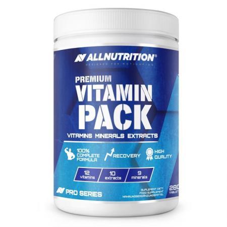 AllNutrition Premium Vitamin Pack, 280 таблеток