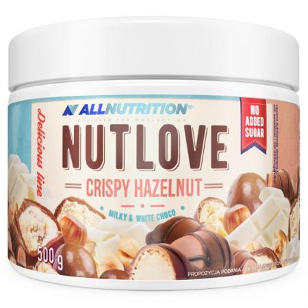 Allnutrition Nut Love Crispy Hazelnut, 500 грамм