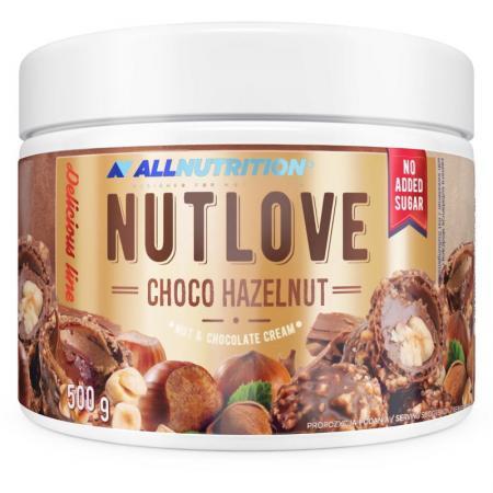 Allnutrition Nut Love Choco Hazelnut, 500 грамм