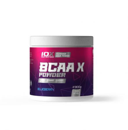 10XNutrition BCAA X Powder, 300 грамм