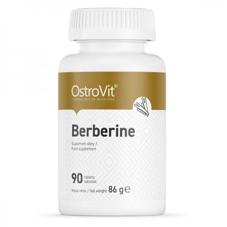 OstroVit Berberine, 90 таблеток