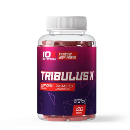10XNutrition Tribulus X, 120 таблеток