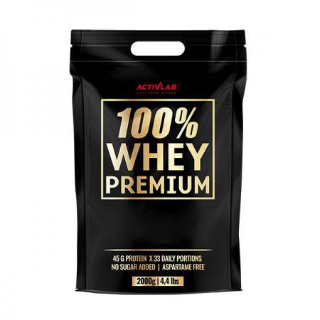 Activlab 100% Whey Premium, 2 кг