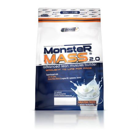 Biogenix Monster Mass 2.0, 1 кг