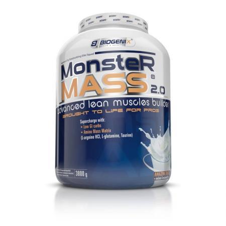 Biogenix Monster Mass 2.0, 3.8 кг