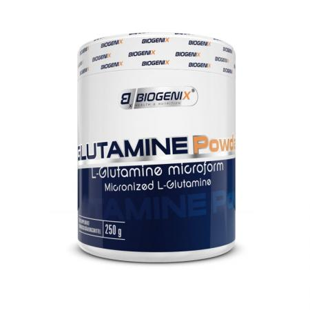 Biogenix Glutamine Powder, 250 грамм