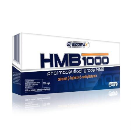 Biogenix HMB 1000, 120 капсул