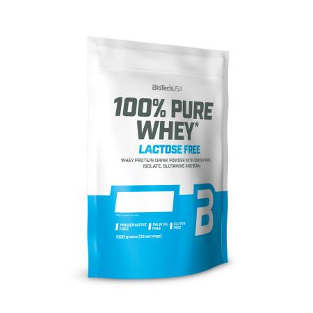 BioTech 100% Pure Whey Lactose Free, 1 кг