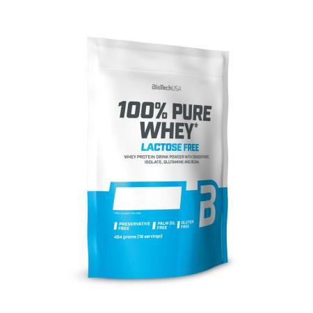 BioTech 100% Pure Whey Lactose Free, 454 грамм