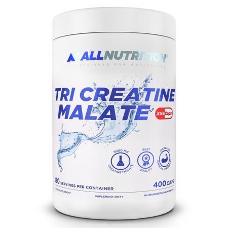 AllNutrition Tri-Creatine Malate, 400 капсул