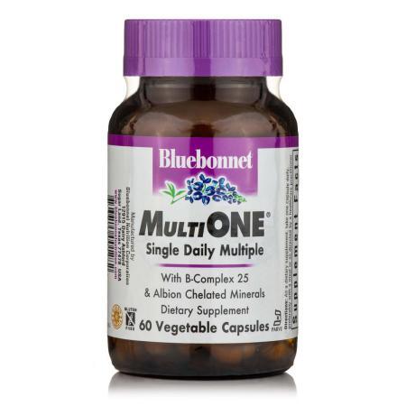 Bluebonnet Multi ONE, 60 вегакапсул