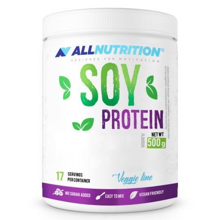 AllNutrition Soy Protein, 500 грам