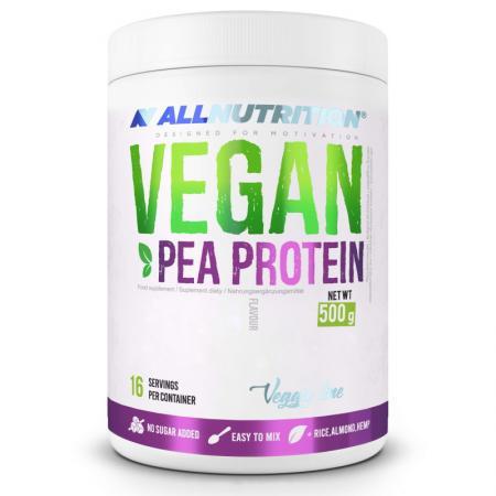 AllNutrition Vegan Pea Protein, 500 грамм
