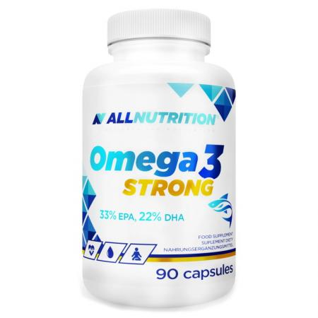AllNutrition Omega 3 Strong, 90 капсул